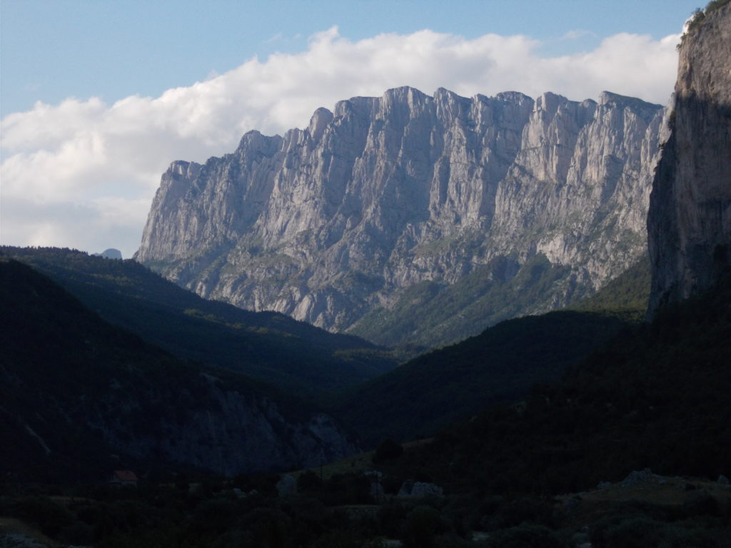 kanjon Komarnice