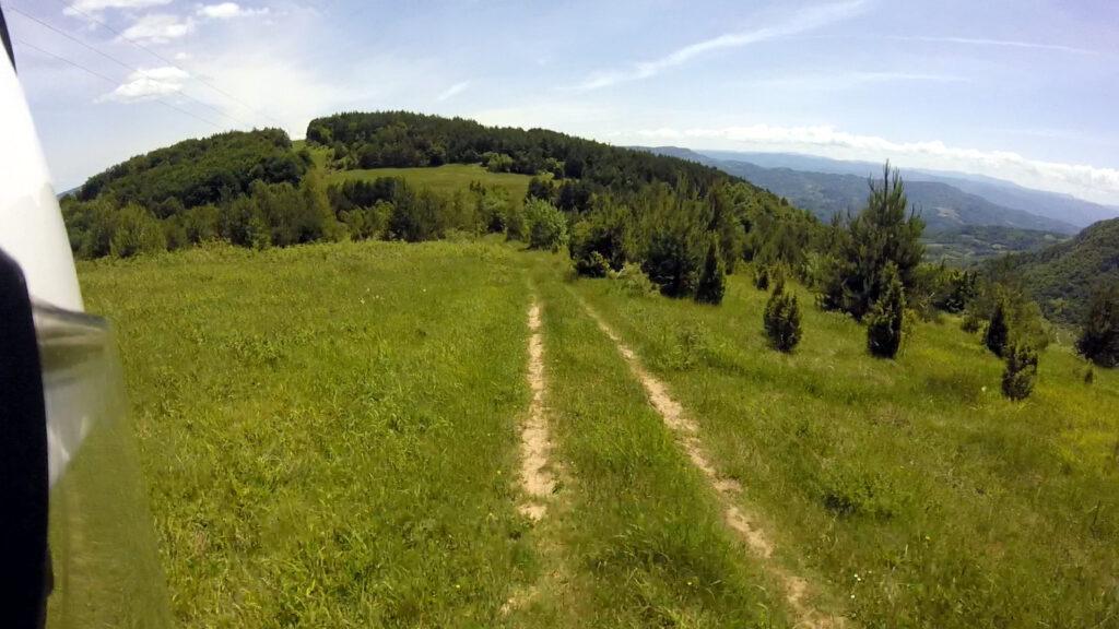 Na padinama Sokolske Planine