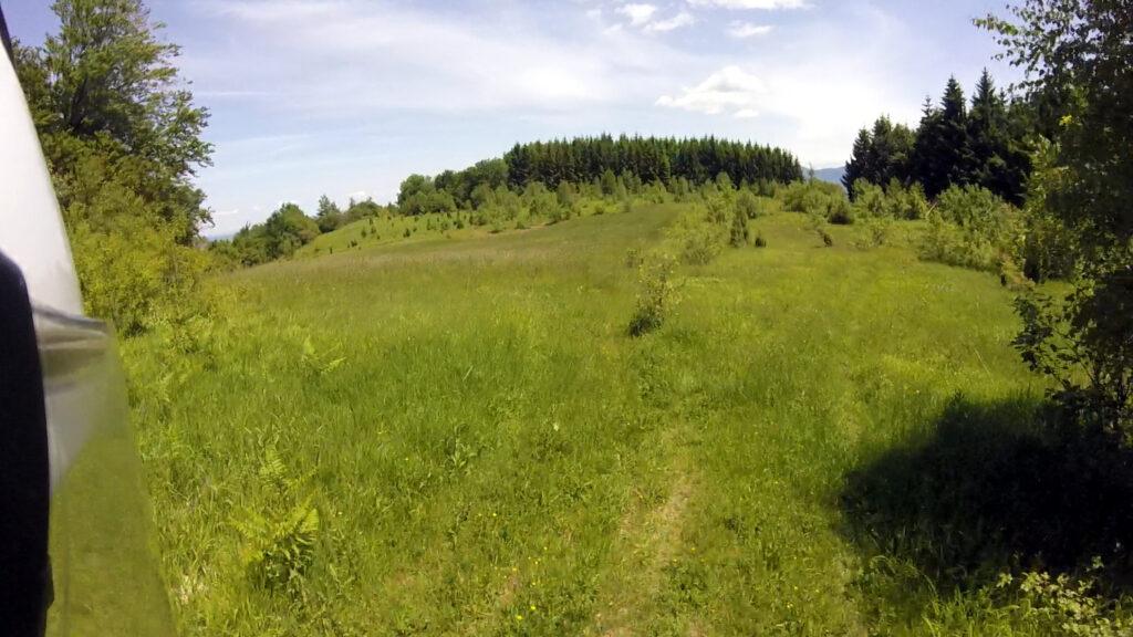 Na padinama Sokolske Planine - ka Carini