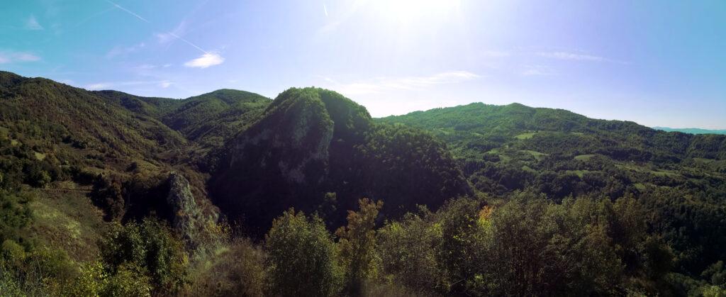 Pogled sa Soko Grada